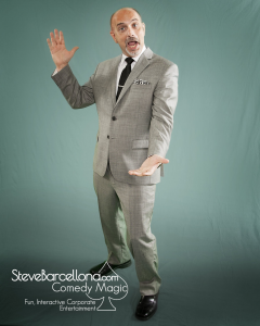 Comedy Magician | Corporate Entertainment | Comedian | St. Louis Magician